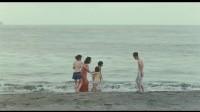 《小偷家族》无拘无束在海边嬉戏,是枝裕和新片获得戛纳金棕榈奖