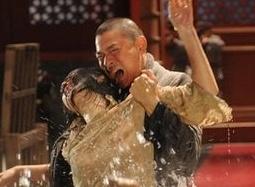 《新少林寺》范冰冰片段 浸水缸遭谢霆锋舔面虐待