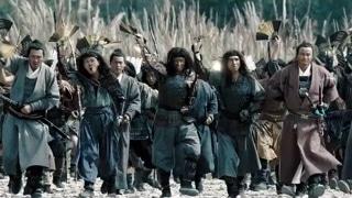 气焰嚣张的倭寇浪人团