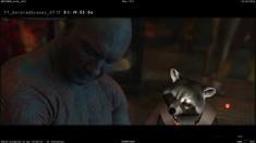 银河护卫队 删减片段之Drunk Drax