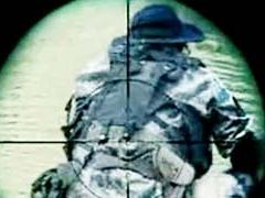 战雷预告-24:贺权林峰带领小分队深入丛林遭遇危险