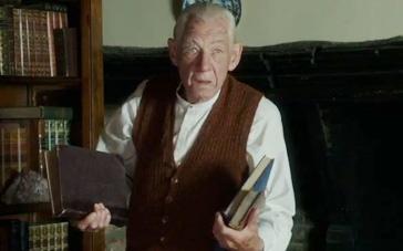 《福尔摩斯先生》精彩先生 聪明小孩能帮助大侦探