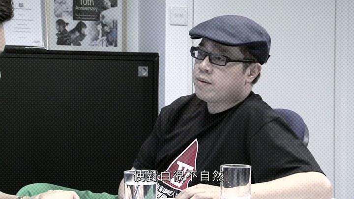 低俗喜剧 花絮5:制作特辑之粗口 (中文字幕)