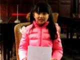 《怒神的王国》小演员面试花絮 童言无忌的小萝莉