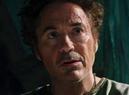 《多力特的奇幻冒险》幕后特辑 唐尼揭秘影片大不同