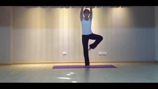 减肥瑜伽视频:瑜伽 舞韵瑜伽《神话》舞蹈教学展示
