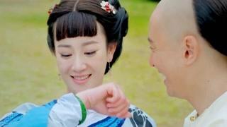 《鹿鼎记韩栋版》张檬x韩栋连眼神都在说爱你