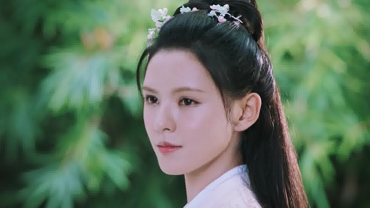 美人皮 MV:主题曲《倾城》