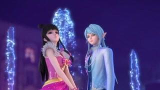 王默发现水王子不在还以为他已经走了  水王子我可以