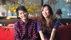将爱情进行到底 校园情侣爱情短片3
