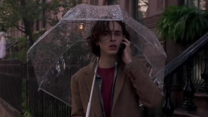 纽约的一个雨天 法国预告片4