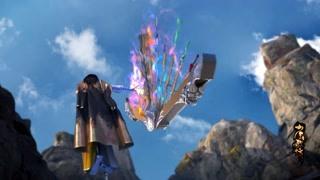 大明朱雀出匣 枪仙也是有半个剑仙称号的!