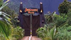 侏罗纪公园 特效片段1