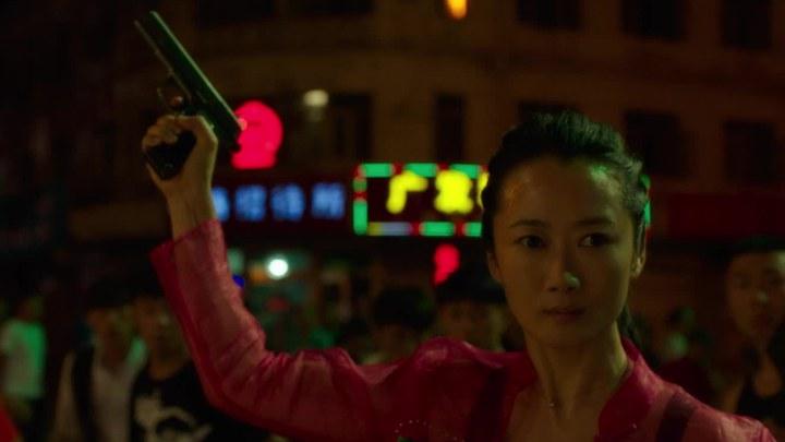 江湖儿女 片段2:街头大战 (中文字幕)