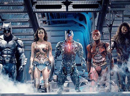 《正义联盟》正式预告 蝙蝠侠傲娇炫富 率DC超级英雄聚首独缺超人