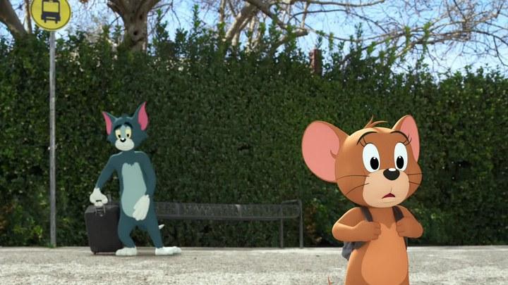 猫和老鼠 中国预告片1:爆笑互斗版 (中文字幕)