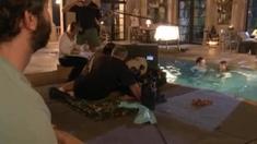 滑稽人物 幕后花絮之Girls at the Pool