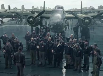 《决战中途岛》全面领跑同档期新片 史诗激战获多领域大V打CALL