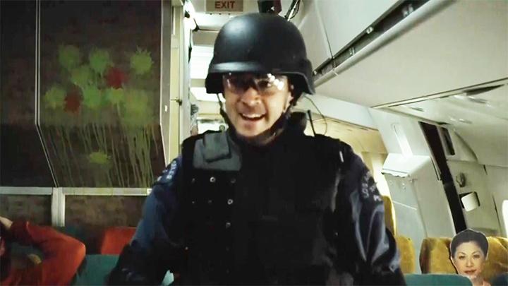 《反恐特警组》正片片段