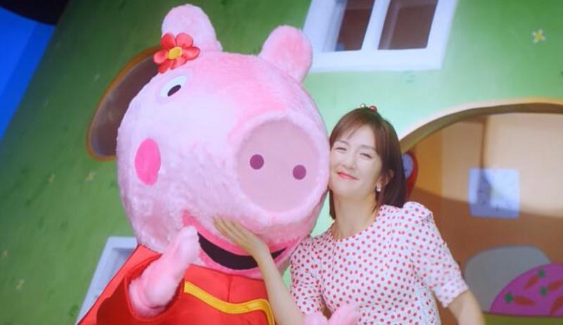 《小猪佩奇过大年》压轴发布同名主题曲MV