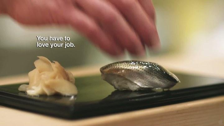 寿司之神 美国预告片1