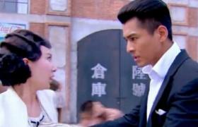 烽火佳人:乔振宇为掩护舒畅 不幸中弹身亡