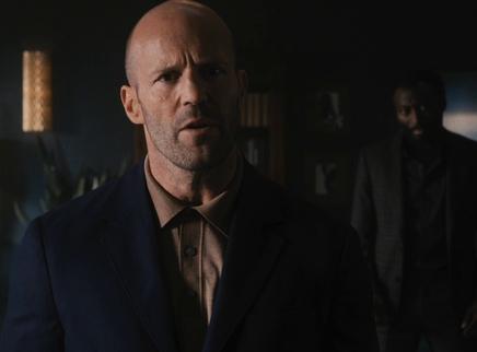 """《人之怒》定档5月10日  """"最强光头""""杰森·斯坦森含怒回归"""