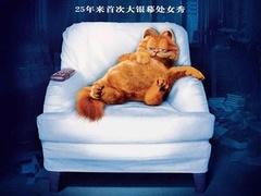 加菲猫预告片