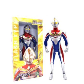 迦戴拿关节可动奥特曼玩具套装变形人偶模型银河超人变身器戴拿奥