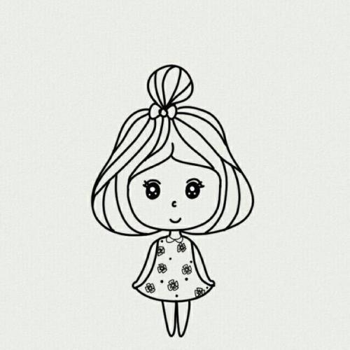 表情 小人的简笔画 小猪佩奇简笔画 简笔画大全 人物简笔画 看猎奇 表情