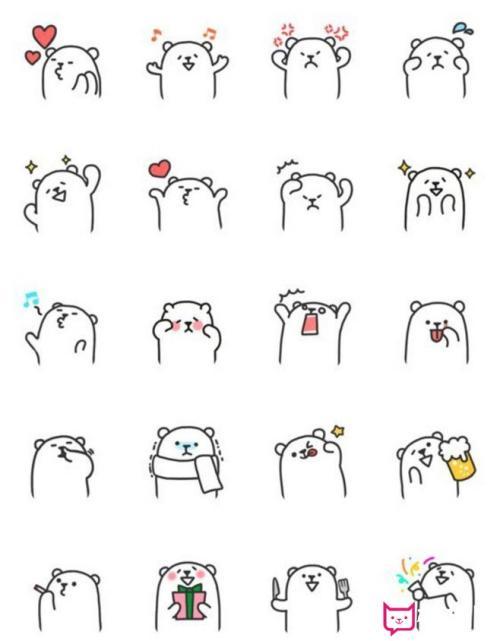 表情 100种简笔画超萌表情 简笔表情 哈哈视频网 表情