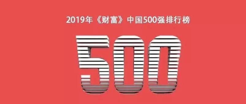 2019财富排行榜500强_财富 美国500强发榜,陶氏杜邦 宣伟 PPG等14家化学品公