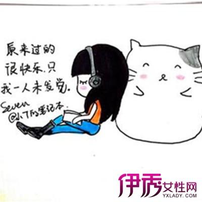 表情 图 韩国手绘日记简笔画欣赏盘点手绘的艺术价值 乐乐简笔画 表情
