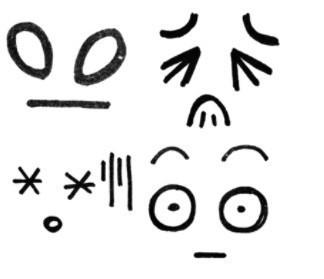 表情 日记手绘表情 手绘爱情日记图片 手绘心情日记简笔画 圈子花园图片 表情