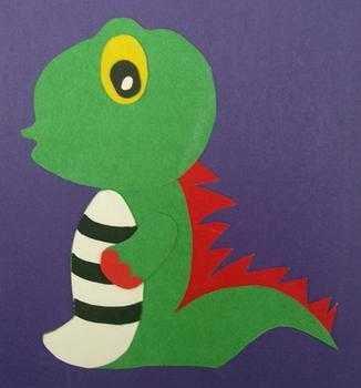 表情 小恐龙qq头像 罗力小恐龙 小恐龙简笔画 卡通小恐龙简笔画 尚德素材网 表情