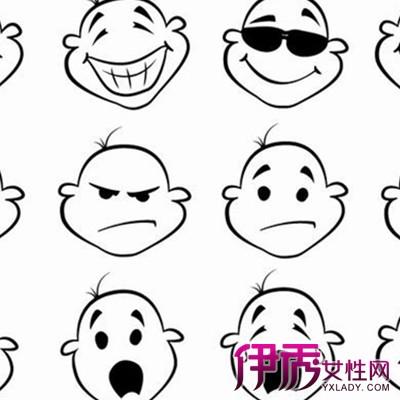 表情 面部表情图片简笔画 18张 3 表情图片 表白图片网 表情