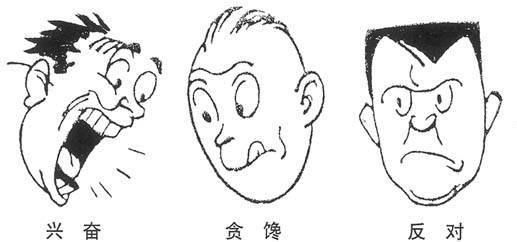 表情 人物表情简笔画图片大全 12张 表情图片 表白图片网 表情