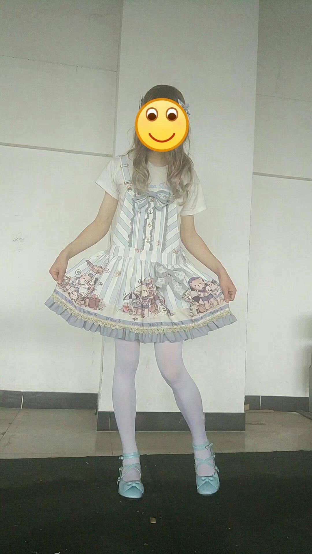 表情 女装大佬 喜欢Lolita小裙子的男孩子 AcFun弹幕视频网 认真你就输啦 ω  表情图片