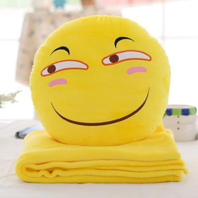 表情 狗年搞笑变脸少女人物笑脸枕头抱枕表情包抱抱娃娃大号小号黄色红 淘宝网 表情