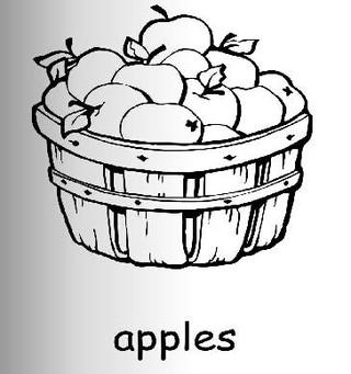 表情 水果蔬菜简笔画,简笔画,幼儿简笔画,简笔画大全,简笔画图片大全, 绘艺素材 表情