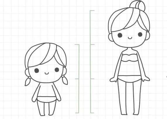 表情 可爱火柴人表情包简笔画,可爱心心,火柴人简笔画教程 第一板