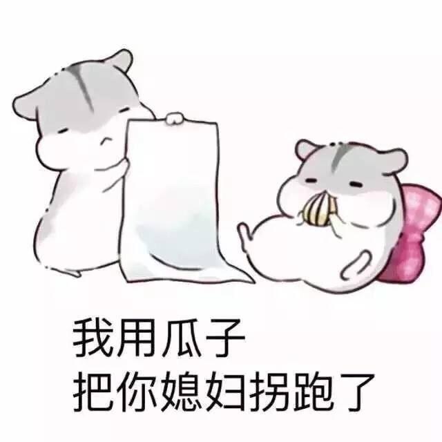 小仓鼠恋爱