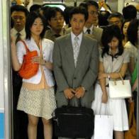 表情直击日本女孩挤表情,地铁销魂,十分a表情表萌猫表情包的萌叫图片