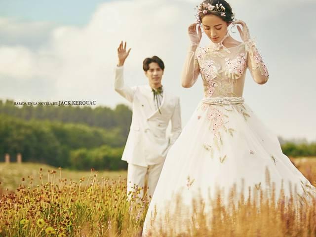 表情 拍婚纱照的姿势与表情婚纱照拍摄技巧 艾维美 郑州婚纱摄影前十