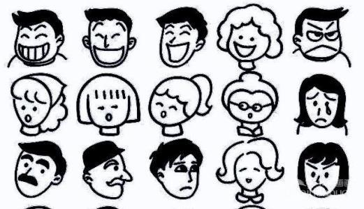 表情 各种表情简笔画图片 18张 2 表情图片 表白图片网 表情