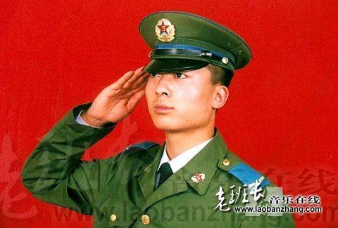 表情 军人侧面敬礼囹 a 中国军人敬礼简笔画 军人敬礼早上好动态图 小军人敬礼  表情