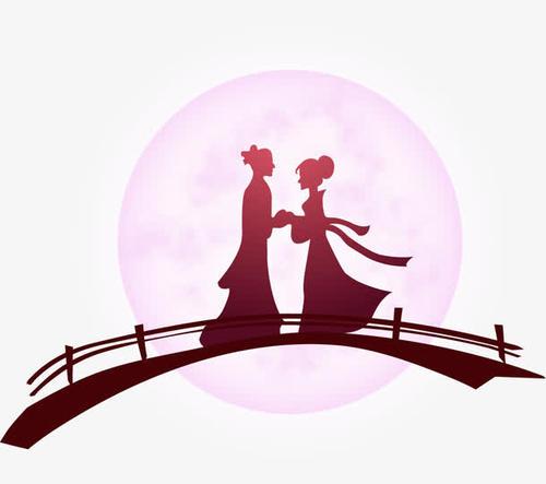 表情 鹊桥相会 牛郎织女相会图 牛郎织女简笔画 牛郎织女鹊桥相会图片  表情图片