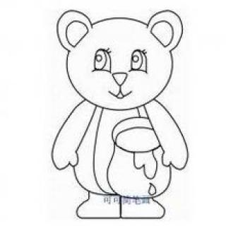 表情 小熊简笔画头像 小熊笔画图片 头像图片表情包大全 表情