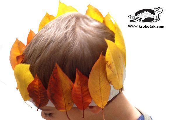 表情 秋叶的手工制作图片 图片大全 表情图片