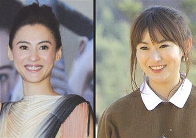 表情 韩国相亲节目现 翻版张柏芝 图 中新网 表情